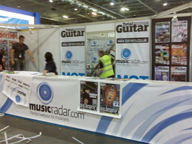 MusicRadar stand lims
