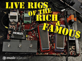 Live rigs of the rich and famous