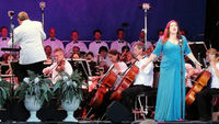 Full compass systems sponsors 12th annual opera in the park