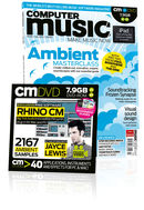 Computer Music 153, July issue –  On sale now!