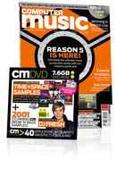 Computer Music 156, October issue – on sale now!