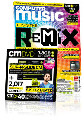 Computer Music 157, Autumn issue – on sale now!