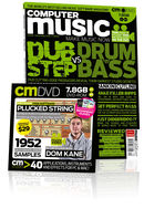 Computer Music 159, December issue – on sale now!