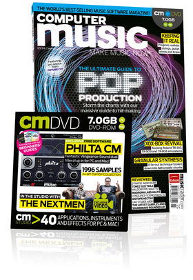 Computer Music 162, March issue – on sale now!