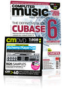 Computer Music 164, May issue – on sale now!
