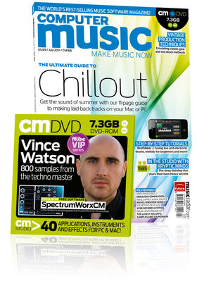 Computer Music 166, July issue – on sale now!