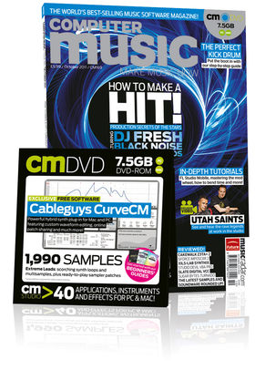 Computer Music 169, October issue – on sale now!