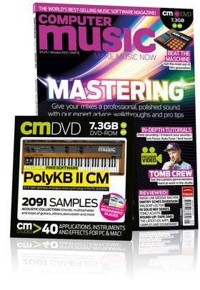 Computer Music 173, January 2012 – MASTERING