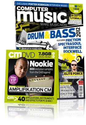 Computer Music 174, February 2012 – Drum 'n' Bass 2012