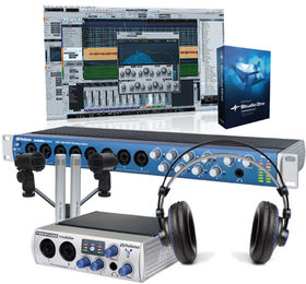 PreSonus prizes worth £2354 to be won!