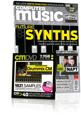 Computer Music 175, March 2012 – Future Synths