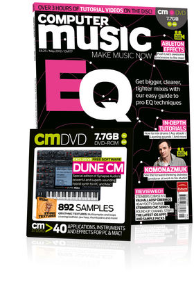 Computer Music 177, May 2012 – The CM Guide to EQ