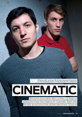Computer Music 178, June 2012 – Percussion
