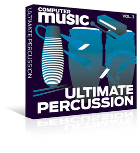 Free sample pack with Computer Music 179: Ultimate Percussion