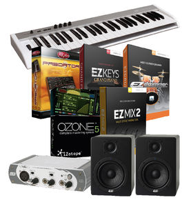 WIN plugins and gear from iZotope, Rob Papen, Toontrack and ESI, worth £1059!