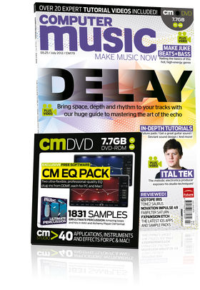 Computer Music 179, July 2012 – Delay: The CM Guide