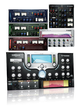 WIN plugins from eaReckon! €1758 of prizes, including eaReverb and ANALOG87!