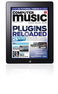 Computer Music issue 185, December 2012 - Plugins Reloaded - On sale now