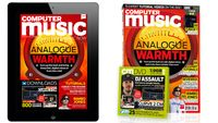 Computer Music 188, March 2013 - ANALOGUE WARMTH  - On sale now
