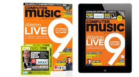 Computer Music 190, May 2013 - ABLETON LIVE 9
