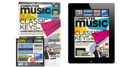Computer Music 191, June 2013 – CLASSIC KEYS
