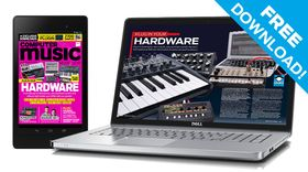 FREE: 35 amazing plugins, 2700+ samples, and FULL Computer Music magazine! - OFFER NOW CLOSED