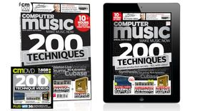 Computer Music celebrates 200th issue with free plugins and samples