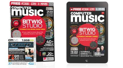 Computer Music 203 - BITWIG STUDIO: The CM Guide - May 2014