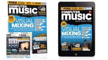 Computer Music 204 - VISUAL MIXING - June 2014