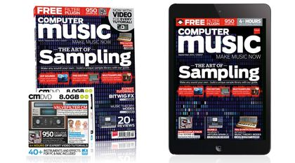 Computer Music 207 - The Art of Sampling - September 2014