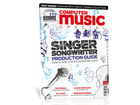 Computer Music Singer-Songwriter Production Guide on sale now