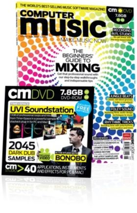Computer Music 152, June issue – on sale now!