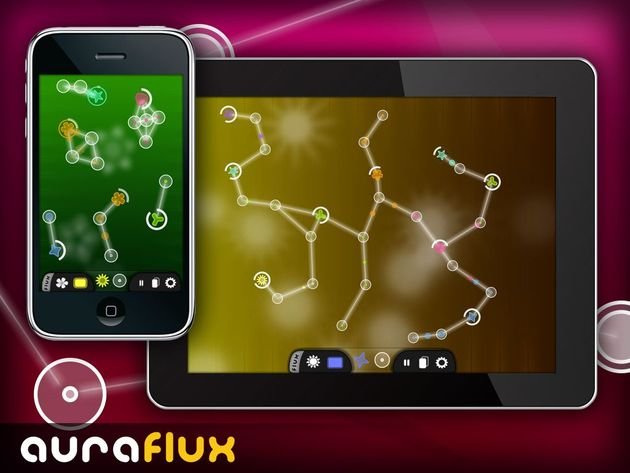 Aura Flux for iPhone and iPad