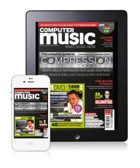 Computer Music magazine now on Apple Newsstand for iPad, iPhone, iPod touch