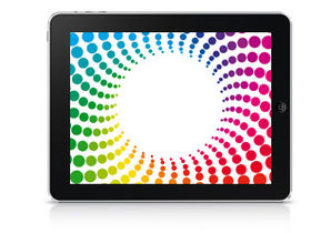 Tart up your new iPad with a CM cover image!