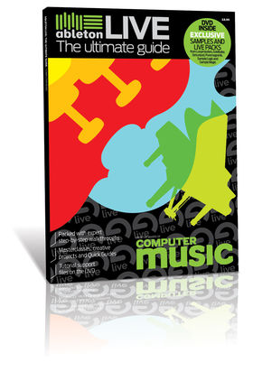 Ableton Live: The Ultimate Guide available now!