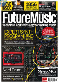 Future Music Issue 252 On Sale Now