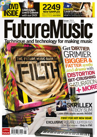 Future Music Issue 253 On Sale Now