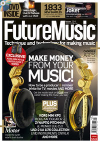 Future Music Issue 254 On Sale Now