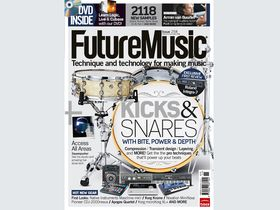 Future Music 258, on sale now!