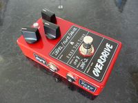Free The Tone SOV-2 Overdrive pedal review