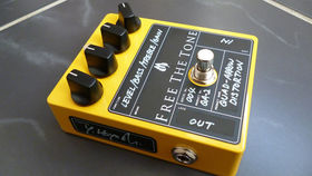 Hands-on with the Free The Tone Quad Arrow Distortion QA-2