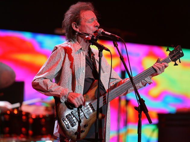 Jack Bruce: the Cream legend is a big highlight