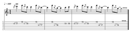 Slides/pedal-tone