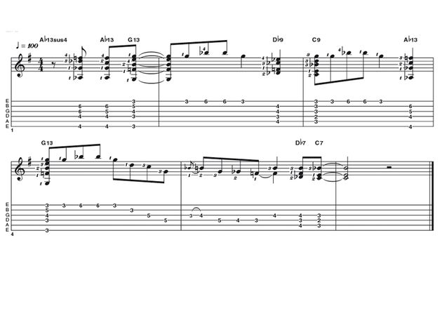 Easy lick two: beginner jazz blues