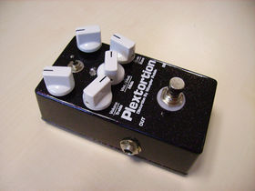 Wampler Ecstasy and Plextortion Pedals