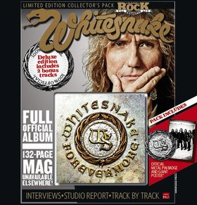 Classic Rock launch Whitesnake Fan Pack