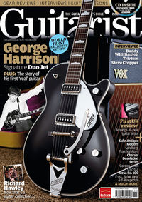 Guitarist issue 348 – on sale now!