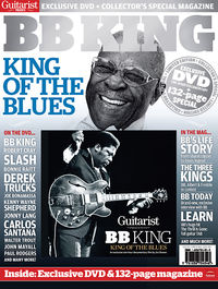 Guitarist Presents: BB King King Of The Blues on sale now!