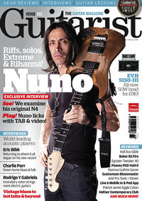 Guitarist issue 352 - on sale now!
